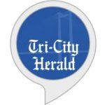 tri city herald skill logo